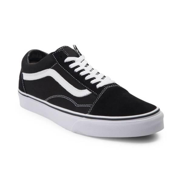 Hommes Vans Old Skool - Authentic Sk8-hi Skate Chaussures Shoes Canvas Toute