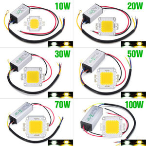 10W-20-30-50-100W-LED-Driver-Power-Supply-Waterproof-For-LED-Chip-Floodlight