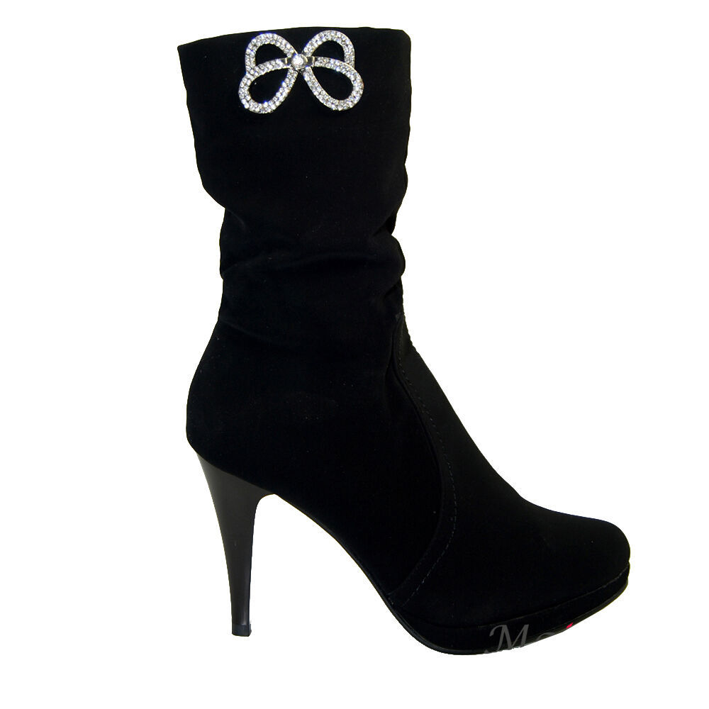 DAMEN zapatos 128797 STIEFELETTEN ROSA FASHIONTIPP 36 FASHIONTIPP ROSA 53350f