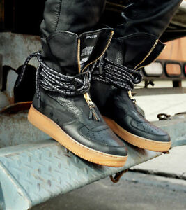 Hi Sf Special 001Air Af1 7 Gum One Black Boots Size FieldAa1128 Nike Force 5 5L4qR3Aj
