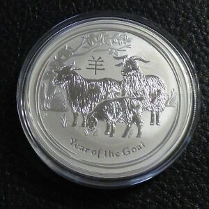 1-Australia-Lunar-II-034-Year-of-the-Goat-034-1oz-2015-silver-999