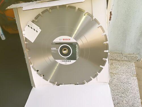 500 x 25,40 x 30 mmVon Bosch Bosch Diamanttrennscheibe Best for Asphalt