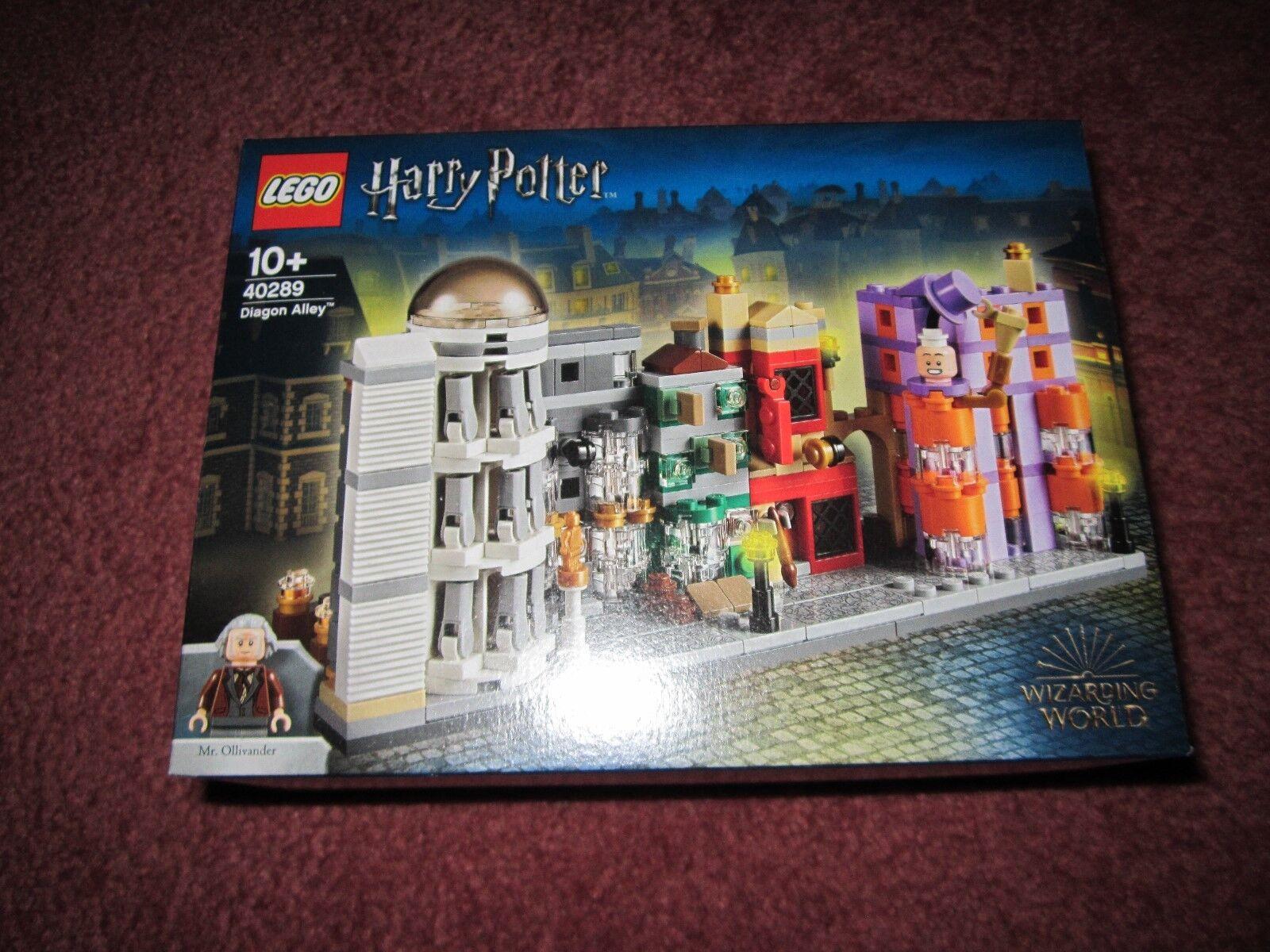Lego Harry Potter Diagon Alley 40289-Nouveau coffret Scellé