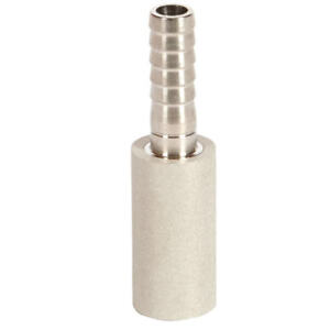 0.5 Micron Stainless Steel Diffusion Stone / Air Stone - Home Brew