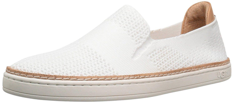 UGG Női Sammy Fashion Sneaker fehér méret 10 M