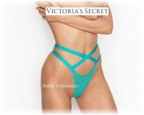 Victoria/'s Secret Banded Brazilian Panty Capri Sea 398255 Large