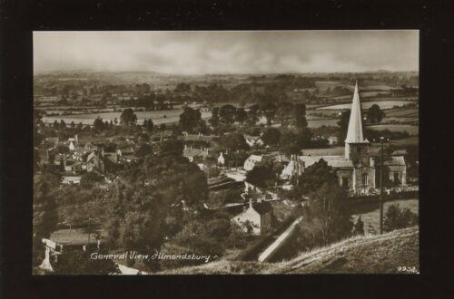RP PPC Gloucestershire Glos General View  ALMONDSBURY c1910//20s
