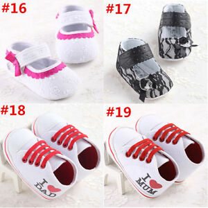 New-15-kinds-baby-shoes-girls-boys-size-0-18-months-toddlers-infant-soft-sole-A