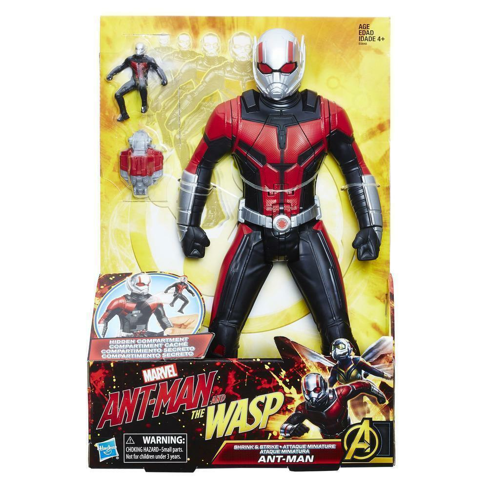 ANT-MAN ( 12  ) ANT-MAN & THE WASP MOVIE ( 2017 ) MARVEL AVENGERS ACTION FIGURE