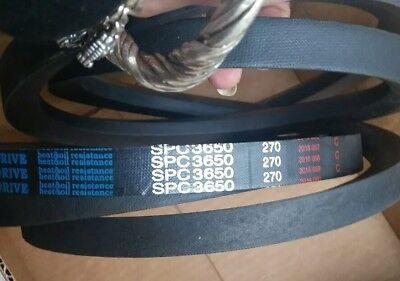 D/&D PowerDrive A-BB136 Hexagonal V Belt