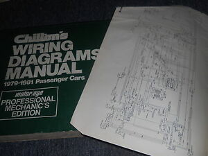 1981 BUICK RIVIERA WIRING DIAGRAMS MANUAL SCHEMATICS ...