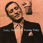 Young Tony by Tony Bennett (CD, Mar-2007, Proper Sales & Dist.)