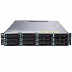HP-ProLiant-DL180-G6-2x-Quad-Core-Xeon-E5620-48-Go-Ram-12x-3-5-LFF-baies-configurer