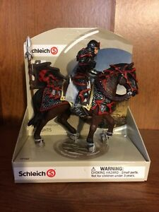 Schleich Dragon Knight on Horse with Lance 70102 Nip