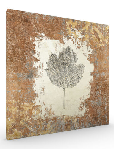 Art Print Gilded Leaf V by Avery Tillmon