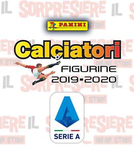 CALCIATORI-PANINI-2019-2020-FIGURINE-A-SCELTA-SERIE-A-DALLA-300-ALLA-584