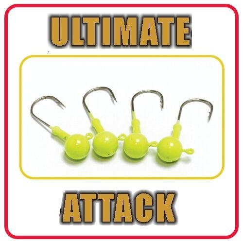 100 Ultimate-Attack jighaken-händlerset 7-18 7-18 7-18 G 62355a