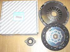 GENUINE Alfa Romeo 147 & 156 1.9 JTD 2.4 10V JTD NEW Clutch Kit 71749477 3 PIECE