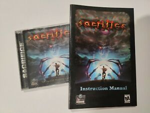 Sacrifice (PC, 2000) w/ manual