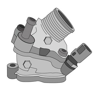 1998-2006 THERMOSTAT FOR VOLVO S80 2.8 T6