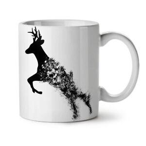 Fantasy Beast Wild NEW White Tea Coffee Mug 11 oz   Wellcoda