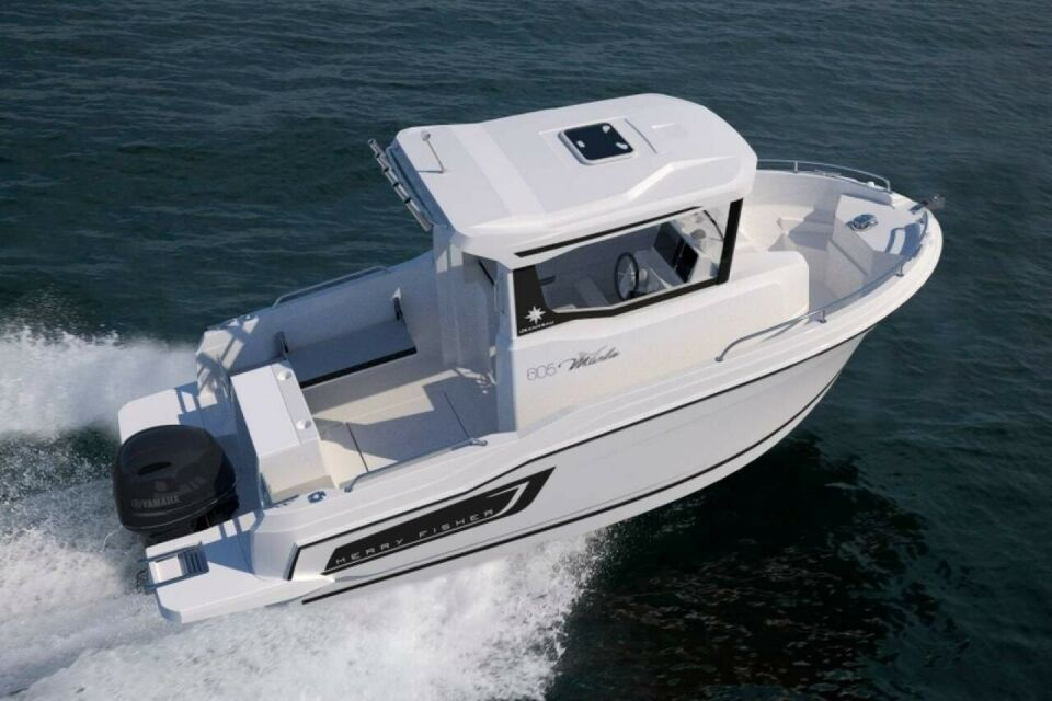 Jeanneau Merry Fisher 605 Marlin, Motorbåd, årg. 2019