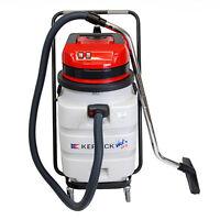 Kerrick Pump-out Twin Motor 90l Wet Vacuum Cleaner Pumps 167l Water Per Minute