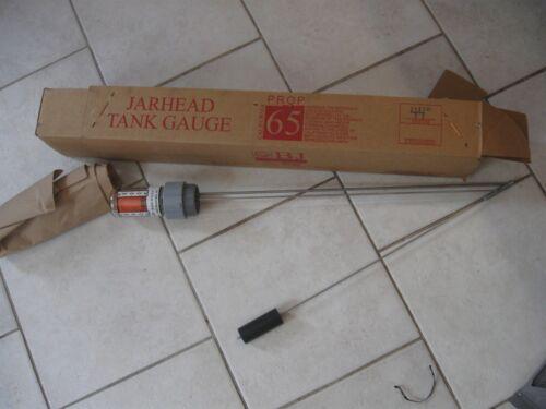 Neu Husky 007 Jarhead Bje 44  Fuel Tank Gauge #007787