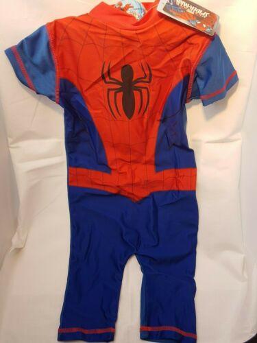 Kids UV maillot de bain Spiderman Paw Patrol MLP Skye