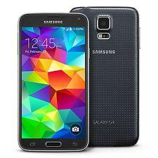 Samsung Galaxy S5 SM-G900V - 16GB  Black Verizon-GSM UNLOCKED  Smartphone