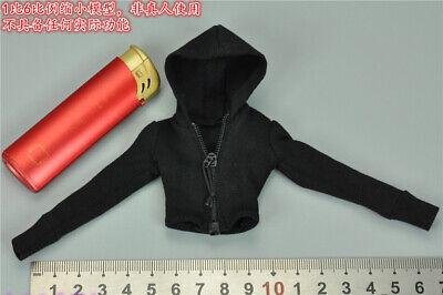 "DAM TOYS 1//6 DCG003 Combat Girl Series PISCES NANA Black hoodie F12/"" Action"