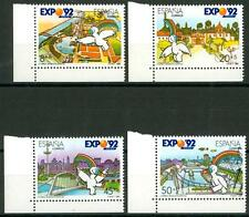"""SPAIN - SPAGNA - 1990 - """"Expo '92"""". Esposizione Universale di Siviglia (5)"""