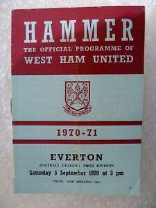 1970-WEST-HAM-UNITED-v-EVERTON-5th-Sept-League-Division-One
