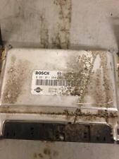 2004 2.7 TDI r20 NISSAN TERRANO 4x4 Bosch Motore ECU 0281011264 23710-7f481