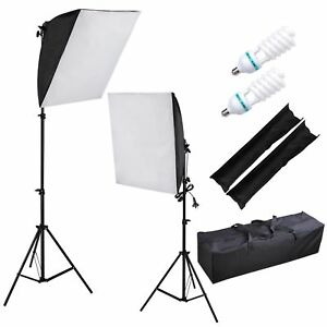 Photography-Photo-Softbox-Studio-Continuous-Video-Lighting-Light-Soft-Box-Kit-AU