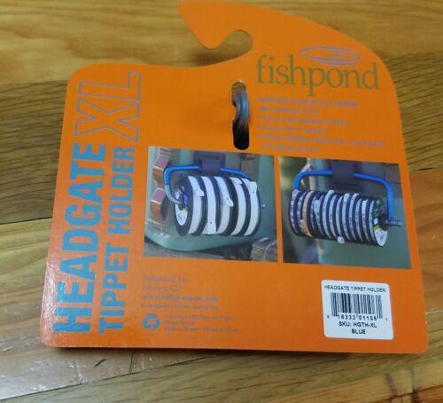Fishpond Headgate Tippet Holder XL Blue