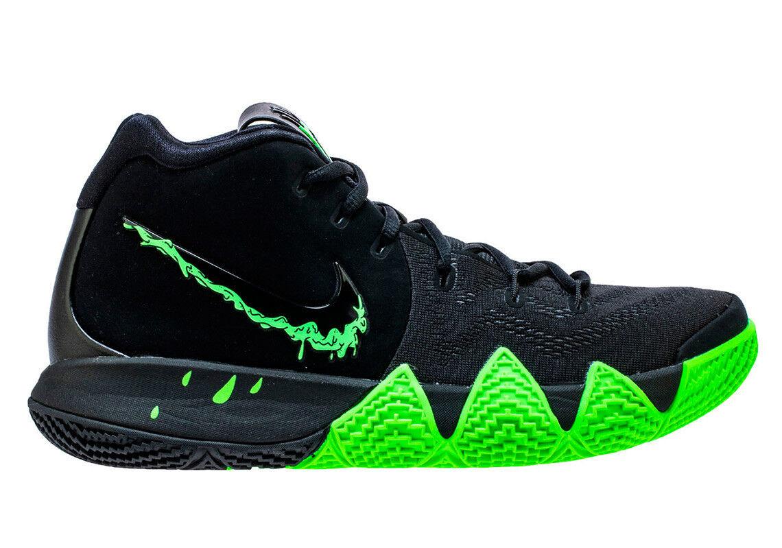 Nike Kyrie 4 Black Halloween Size 10.5. 943806-012 Jordan Kobe