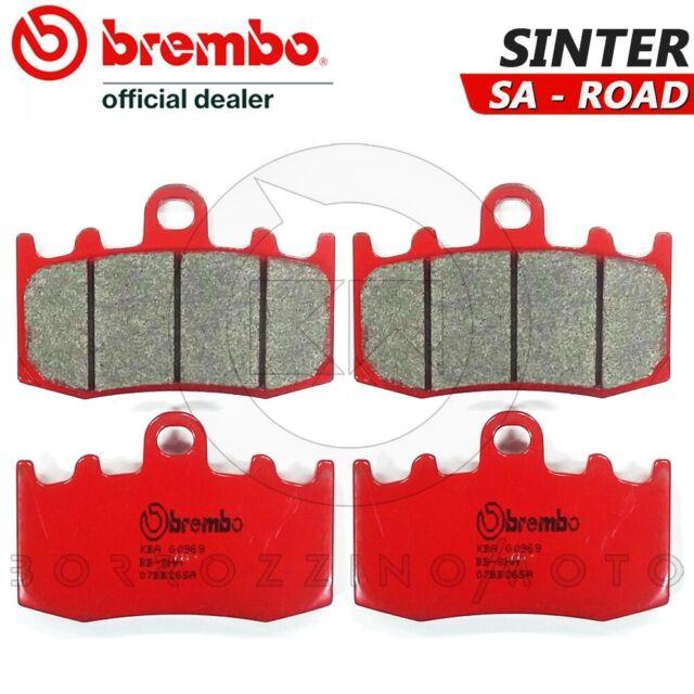 Brembo Sintered Road Brake Pads 07BB26SA