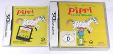 Spiel: PIPPI LANGSTRUMPF für den Nintendo DS + Lite + Dsi + XL + 3DS + 2DS