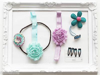 ★★NEU Fotoshooting Haarband Stirnband Schleife Dots Blumenmädchen Farbwahl★★★H21
