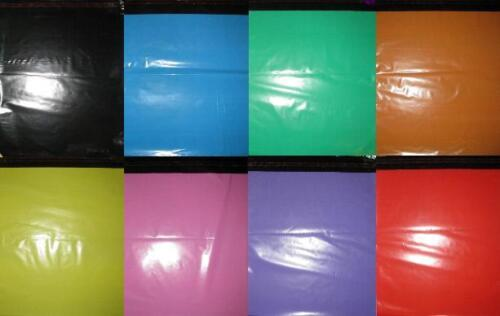 "Colour Mailing Courier Post Bags 250x350mm 10x14"" Approx"