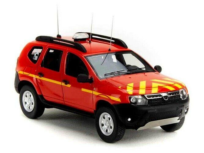 Dacia Duster Pompiers ALARME