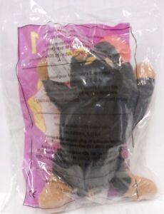 Ty McDonald/'s New Doby Dog #1 1998 Teenie Beanie Original Happy Meal toy