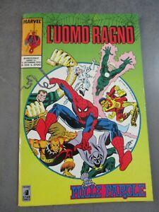 L'UOMO RAGNO n° 103 15 SETTEMBRE 1992 - ED. STAR COMICS - OTTIMO - NUOVO
