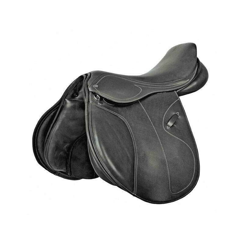 SELLE JUMPING -CANYON- negro 17