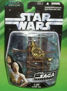 STAR-WARS-AOTC-SAGA-SERIES-042-C-3PO-WITH-EWOK-THRONE-BATTLE-OF-ENDOR-FIGURE