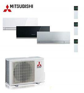 CLIMATIZZATORE-TRIAL-9-9-9-BTU-A-MITSUBISHI-KIRIGAMINE-ZEN-R32-MXZ-3F54VF