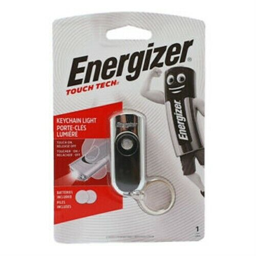 Energizer Touch Tech LED Keychain Light Torch