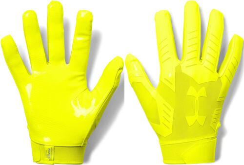 NWT Under Armour Mens F6 Glue Grip Football Gloves