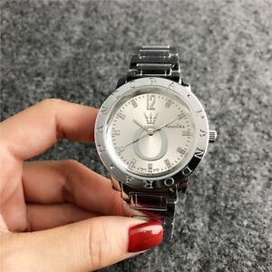 Luxury-Watch-Pandoras-Design-Stainless-Steel-Quartz-Watch-Woman-amp-Men-039-S-Watch